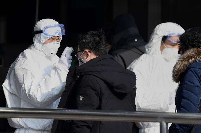 CHINA-HEALTH-VIRUS-corona virus