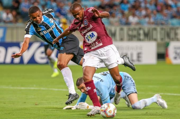 Grêmio X Caxias
