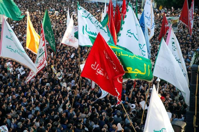 Funeral de Soleimani