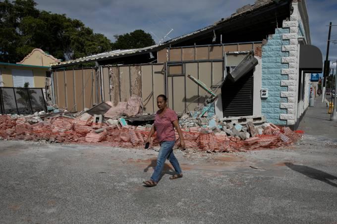 Porto Rico Terremoto