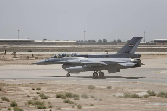 Base militar Balad – Iraque – EUA