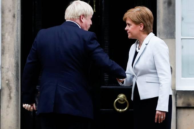 Referendo Escócia Reino Unido