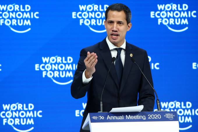 2020 World Economic Forum in Davos