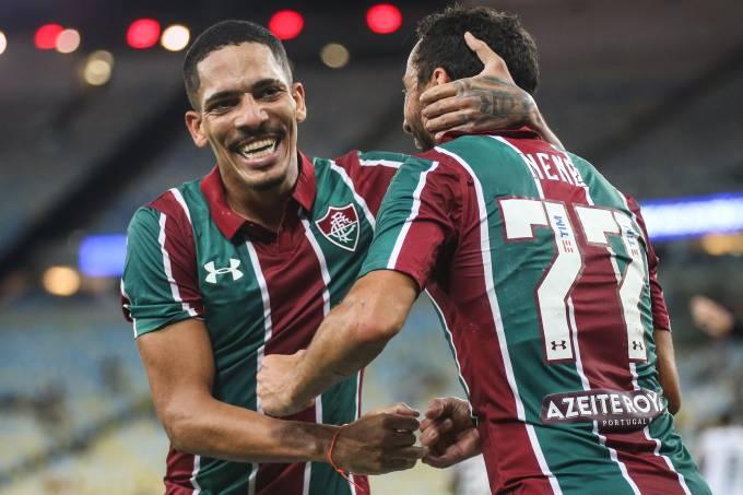 Fluminense x Portuguesa – RJ – 23/01/2020
