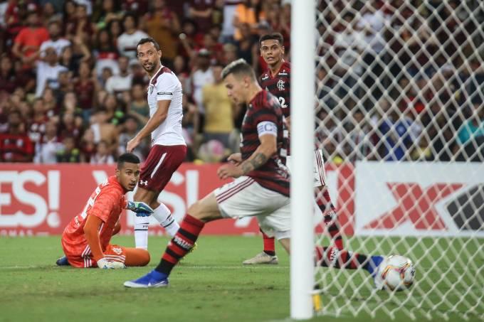 Fluminense x Flamengo – 29/01/2020