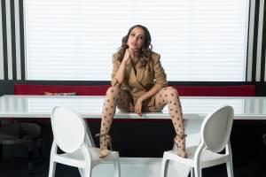 A cantora Anitta