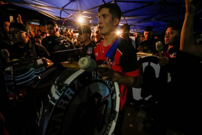 Chile Soccer Fan Death