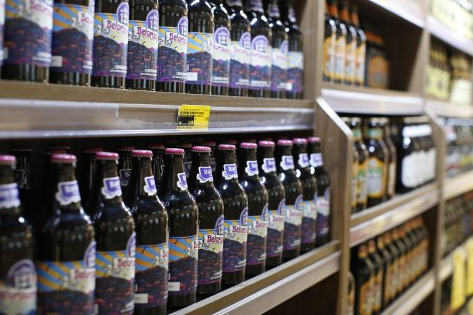 Cerveja Belorizontina continua sendo comercializada no Mart Minas