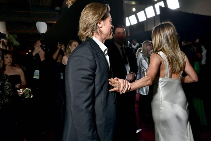 Brad Pitty e Jennifer Aniston