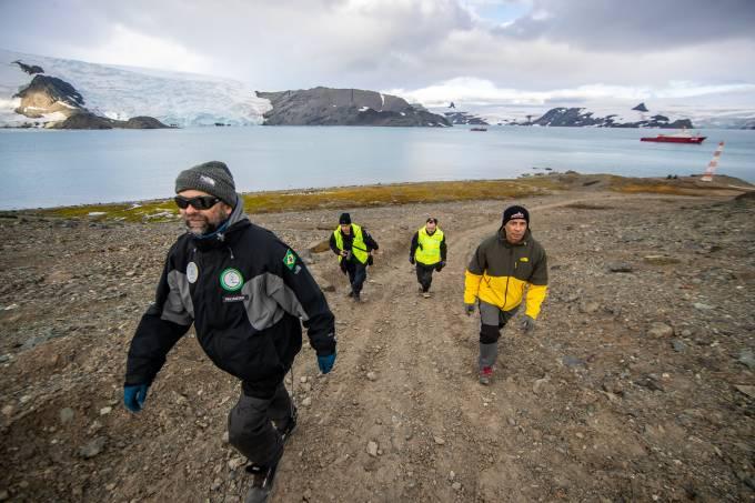 Ciência na Antártica