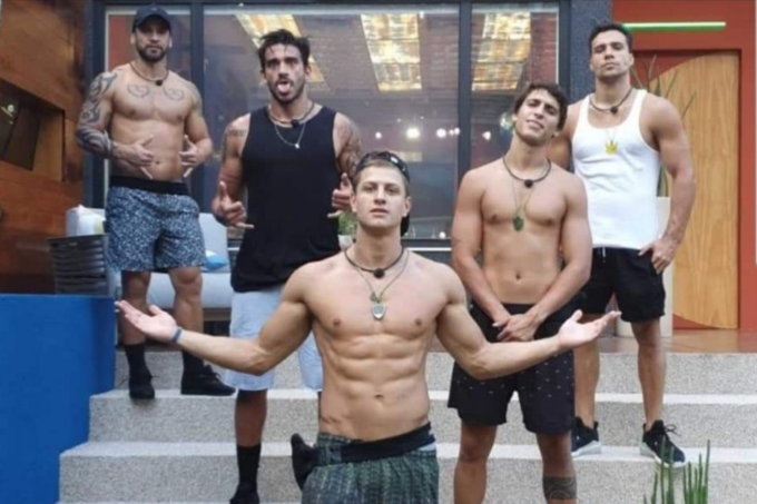 Participantes do BBB formam cinturão machista na nova edição