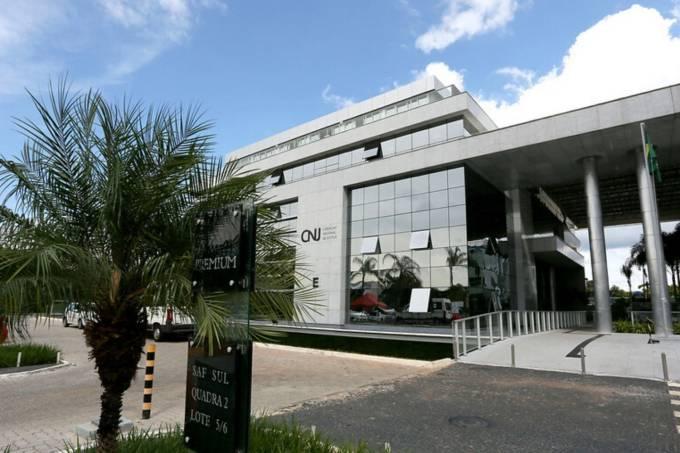 Sede do Conselho Nacional de Justiça