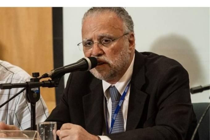 Hélio Cabral, presidente da Cedae
