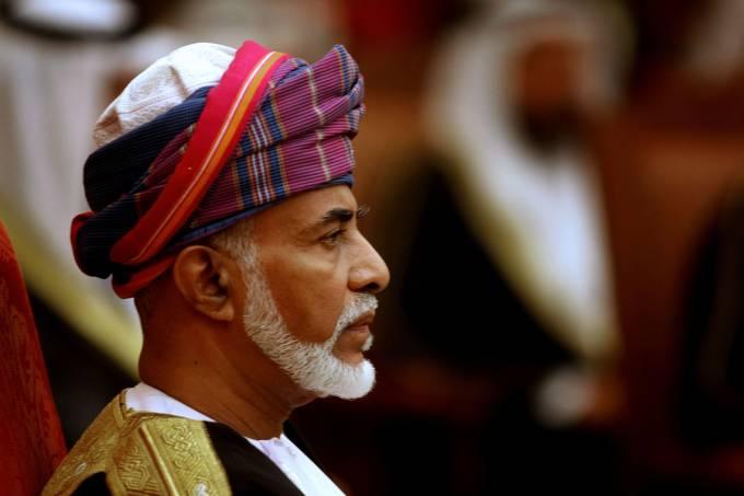 Qabus ibn Said Al Said