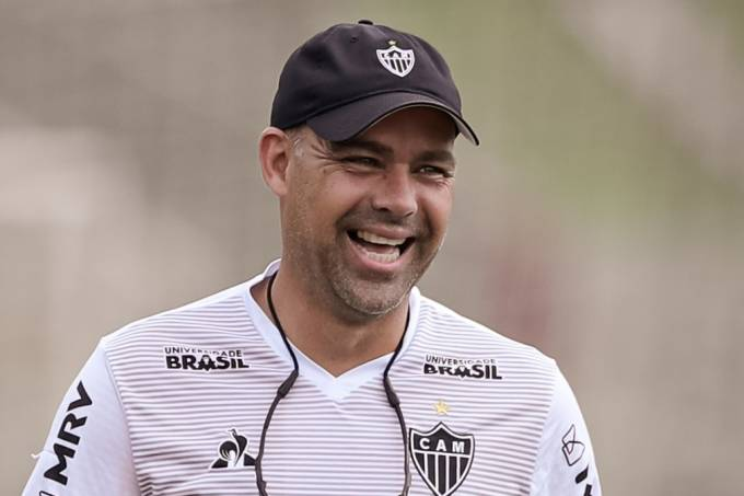 Dudamel, do Atlético Mineiro