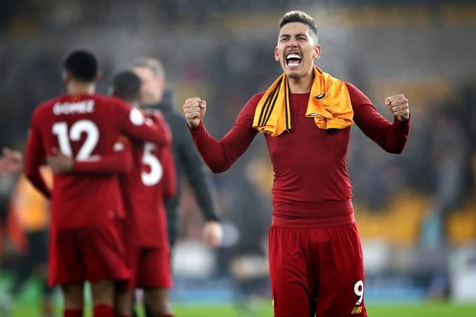 Wolverhampton Wanderers v Liverpool – Premier League – Molineux
