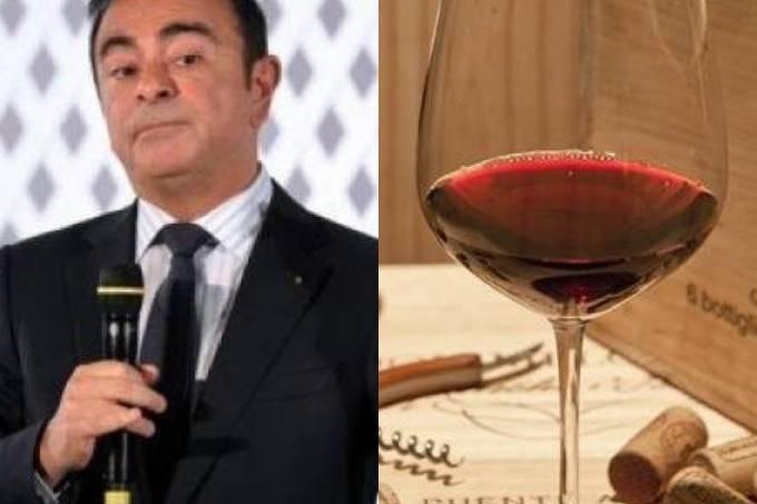 carlos ghosn vinho ixsir