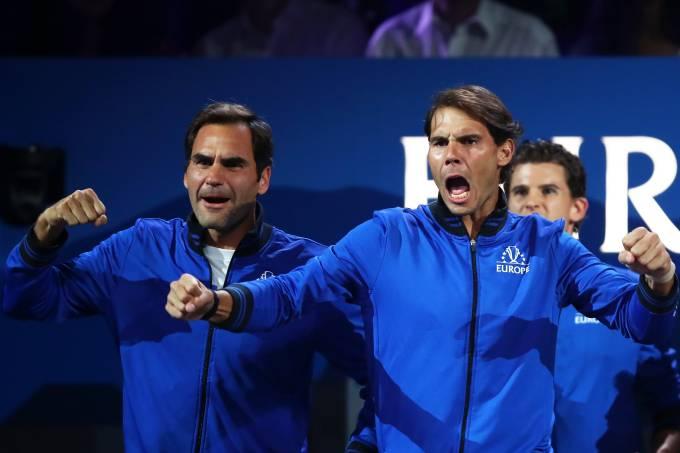 Laver Cup 2019 – Federer e Nadal