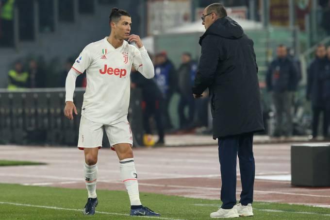 Cristiano Ronaldo – Sarri