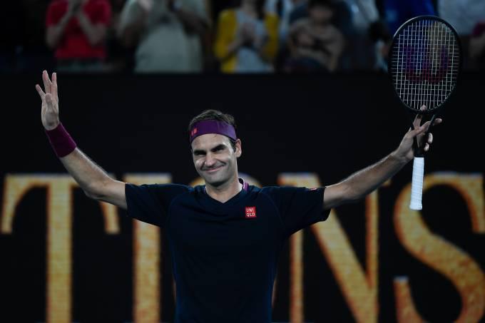Australian Open – Federer