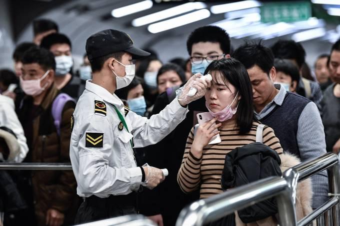 Coronavírus 2020 China
