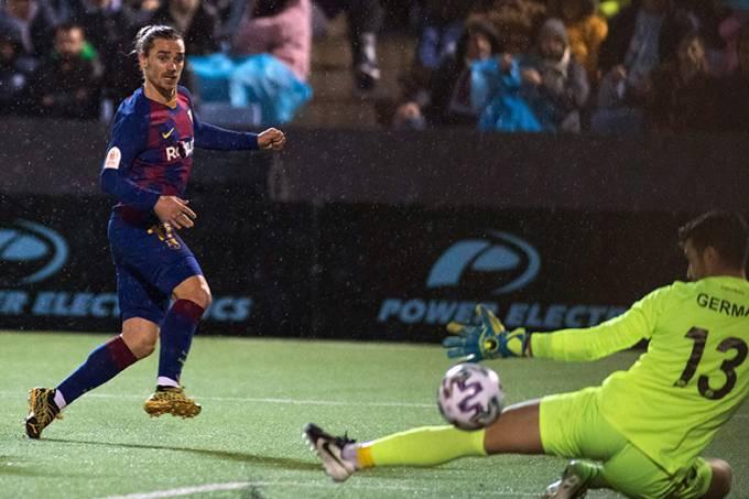 Barcelona Griezmann Copa do Rei