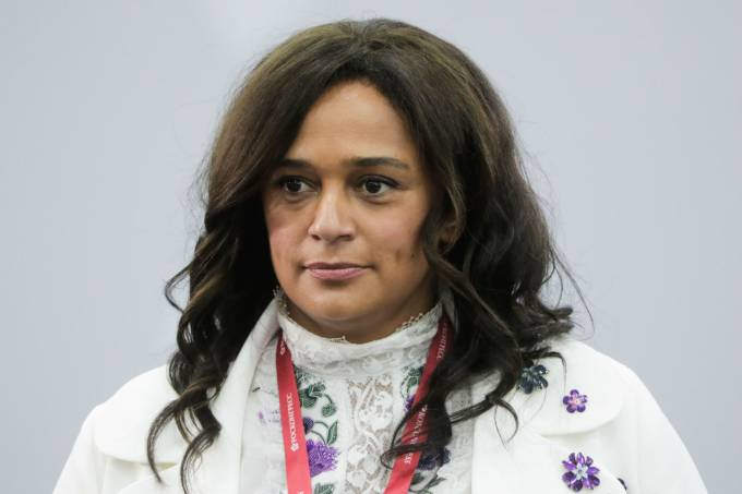 Isabel dos Santos Angola
