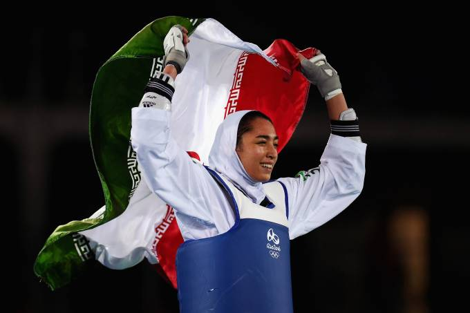 Taekwondo – Olympics: Day 13