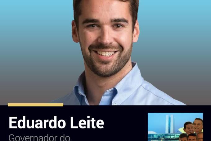 Podcast Funcionário da Semana: Eduardo Leite