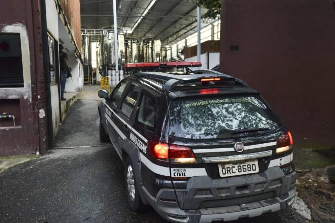 Polícia instaura inquérito contra a empresa Backer, em Belo Horizonte (MG)