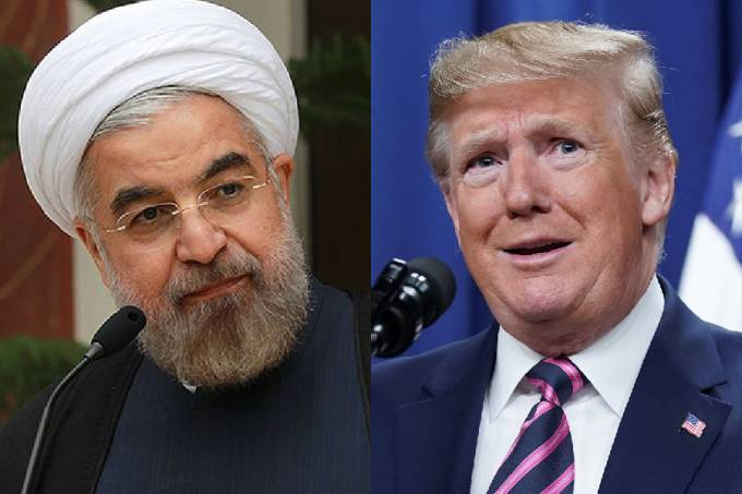 Rohani e Trump