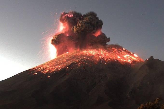 Vulcão Mexicano