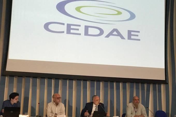 Hélio Cabral – presidente da CEDAE