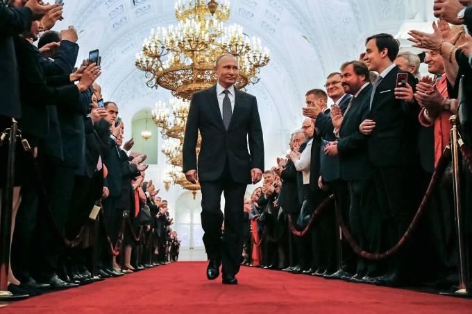 RUSSIA-POLITICS-PUTIN-INAUGURATION