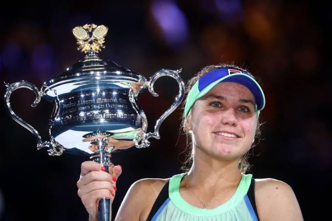 Tennis – Australian Open – Women's Singles Final