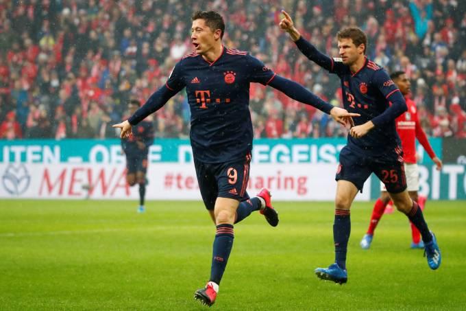 Bundesliga – 1. FSV Mainz 05 v Bayern Munich