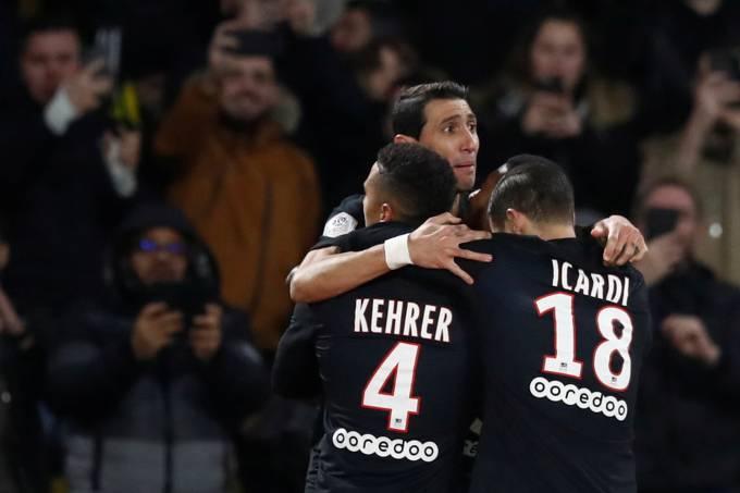 Ligue 1 – Nantes v Paris St Germain