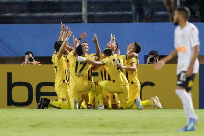 Copa Libertadores – Second qualifying round – Guarani v Corinthians
