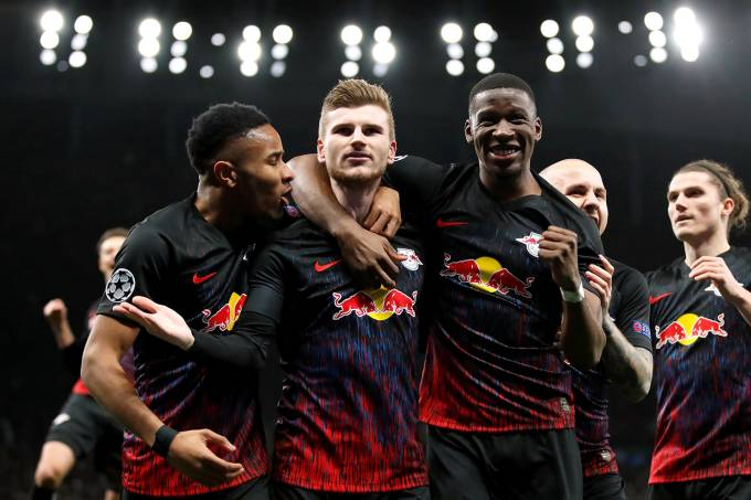 Champions League – Round of 16 First Leg – Tottenham Hotspur v RB Leipzig