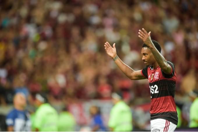 Flamengo x Independiente Del Valle pela final da Recopa Sul-Americana 2020, no Maracanã