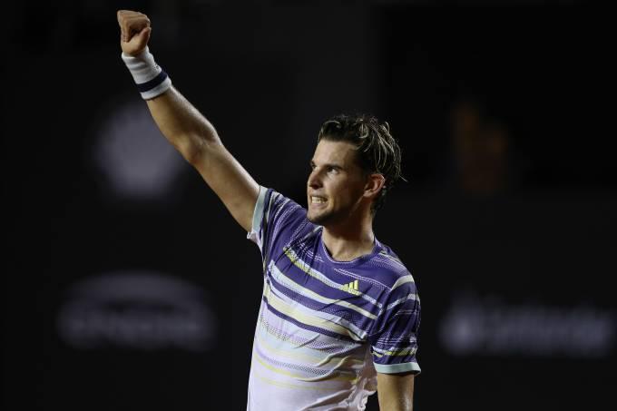 Dominic Thiem – Rio Open
