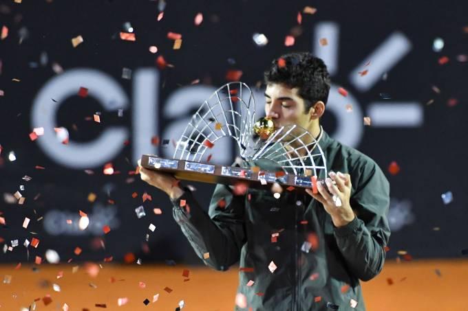 Cristian Garín – Rio Open 2020