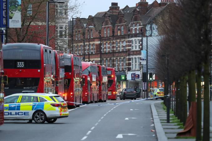Ataque a faca Londres (1)