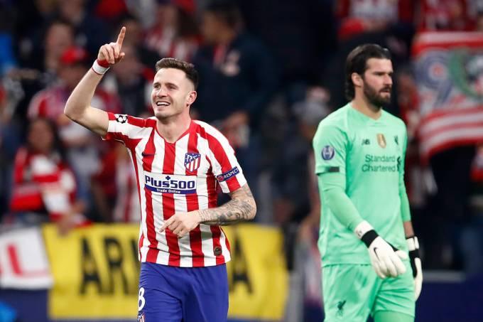 Atletico de Madrid Liverpool Liga dos Campeões