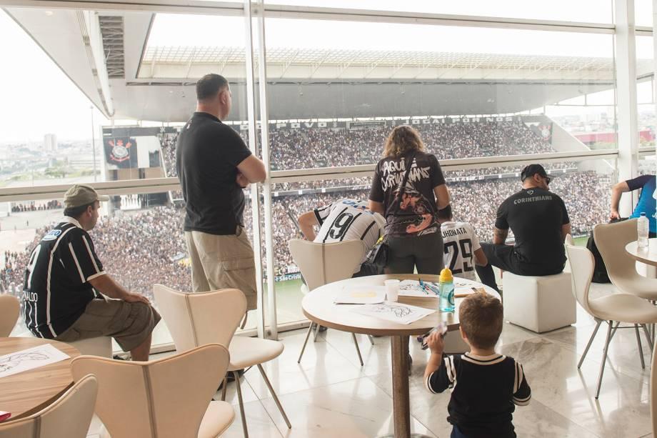 Espaço TEA, na Arena Corinthians
