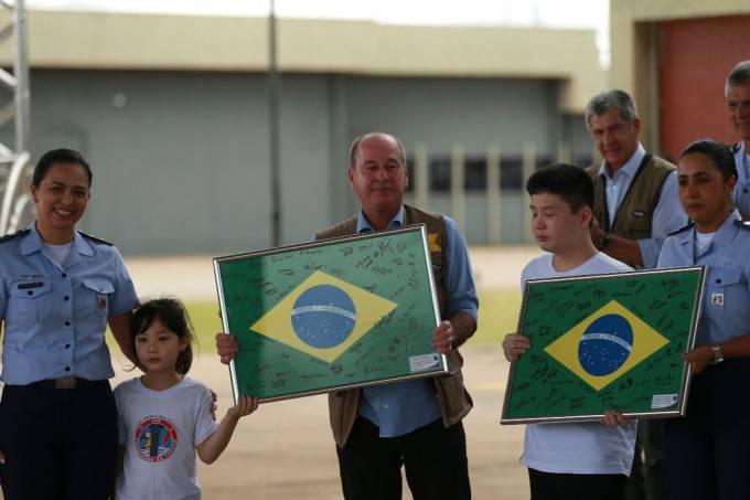 Ministro Fernando de Azevedo e Silva (Defesa)