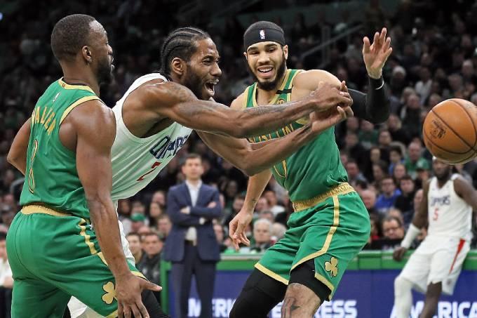 Celtics x Clippers – Kawhi Leonard