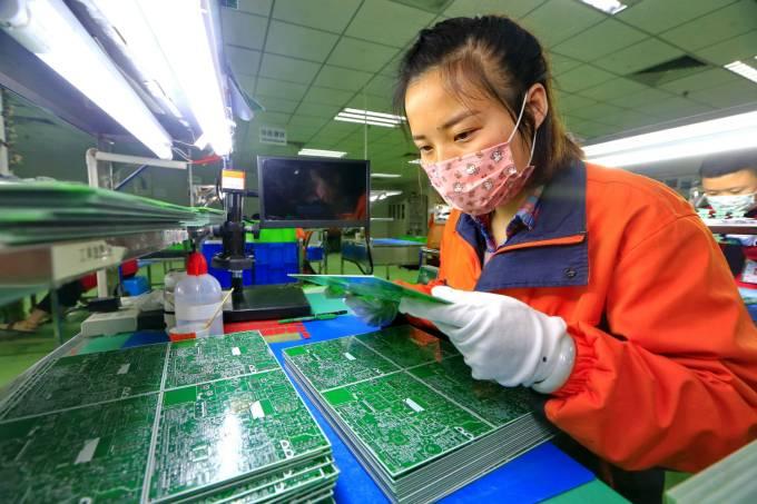 China – Industria