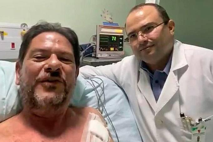 Cid Gomes e médico
