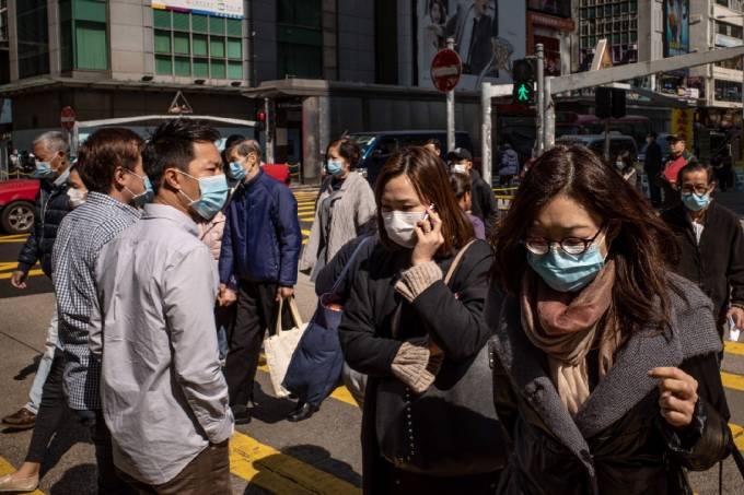 Coronavírus – Hong Kong